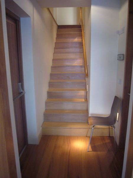 Beechwood Dental - Stairs