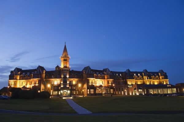 Slieve Donard at Night